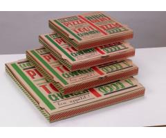 Boîte à pizza 26 cm